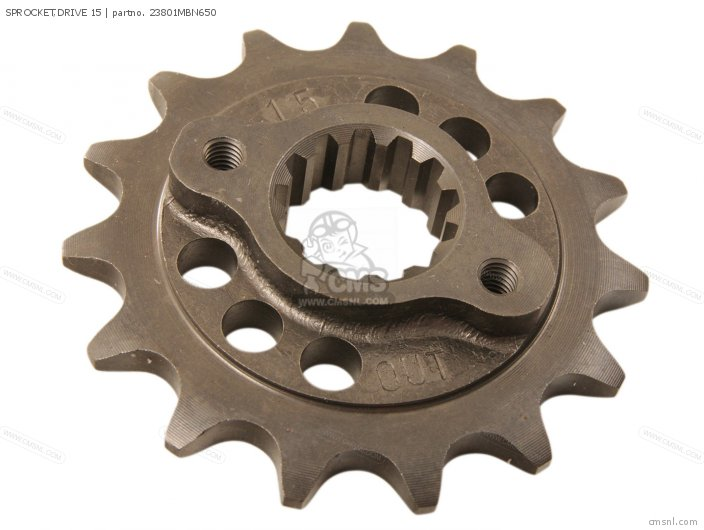 Sprocket, Drive 15t photo