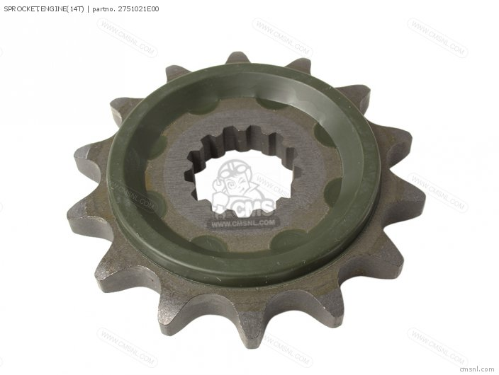 Sprocket, Engine(14t) photo
