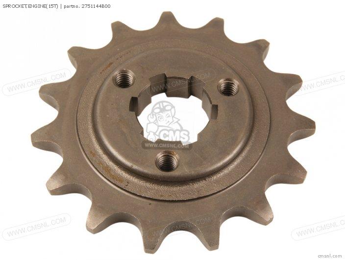 Sprocket, Engine(15t) photo
