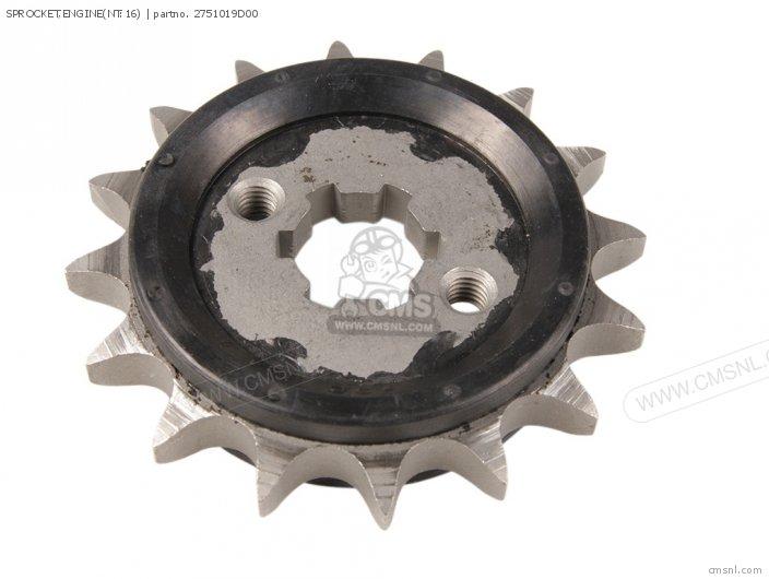 Sprocket, Engine(nt:16) photo
