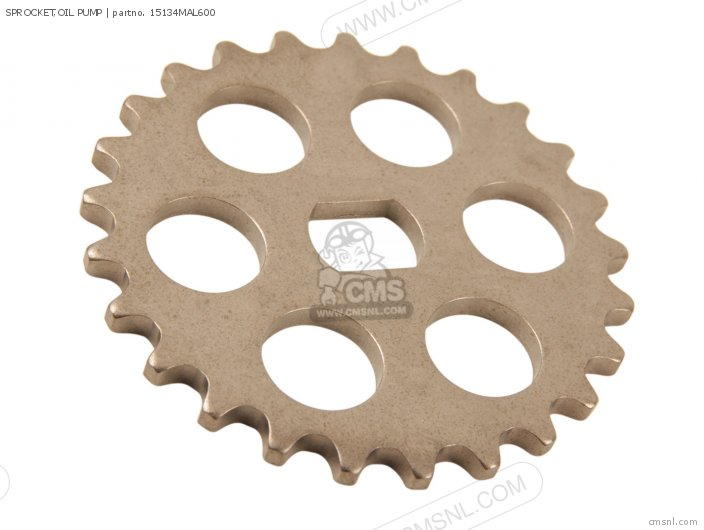 Sprocket, Oil Pump photo
