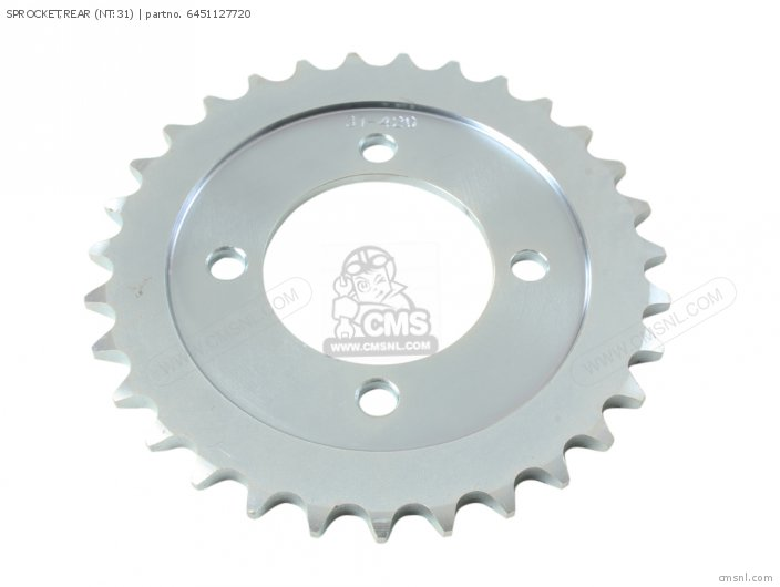 SPROCKET  REAR