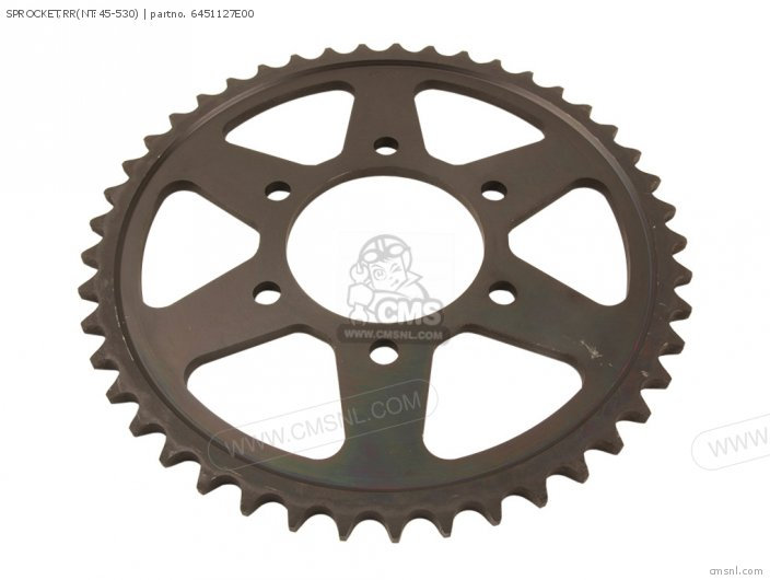 Sprocket, Rr(nt:45-530) photo
