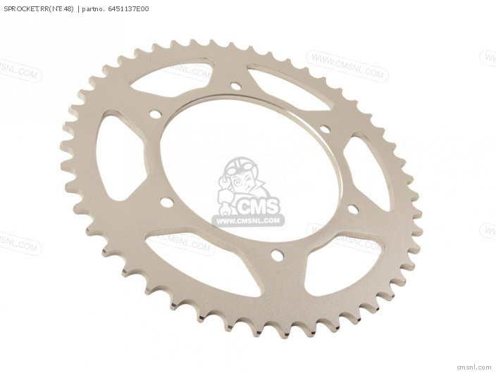 Sprocket, Rr(nt:48) photo