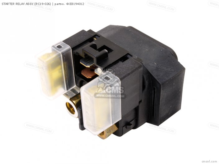 Starter Relay Assy (rc19-026) photo