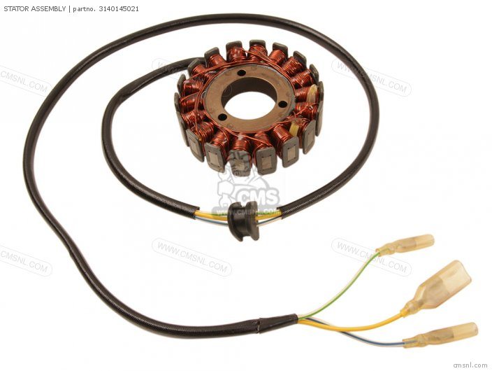 GS450L 1983 D USA E03 STATOR ASSEMBLY