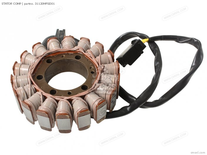 CBR600F HURRICANE 2011 B FRANCE STATOR COMP
