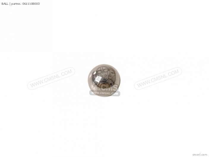 Ts250 1980 ert Steel Ball