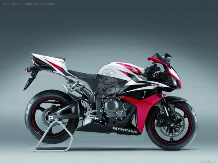 Cbr600rr Sticker Kit