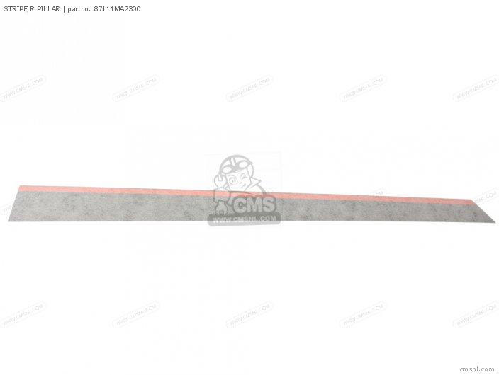 Stripe, R.pillar photo