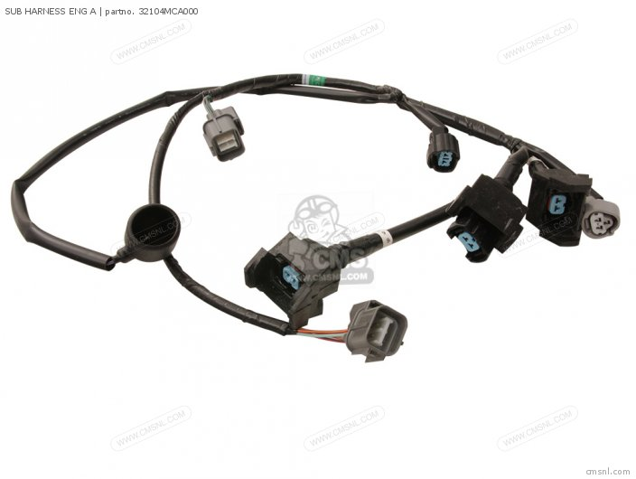SUB HARNESS ENG A