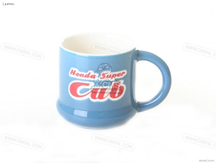 SUPER CUB MUG  BLUE