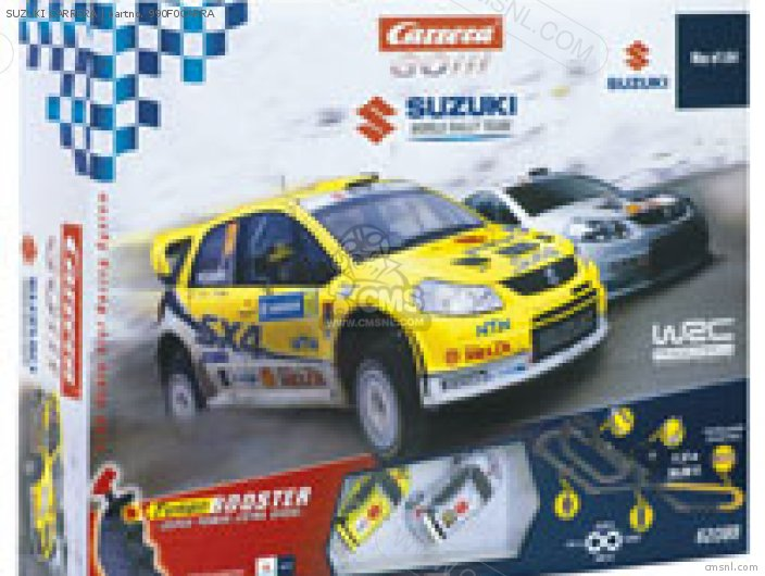 Merchandise Suzuki Suzuki Carrera
