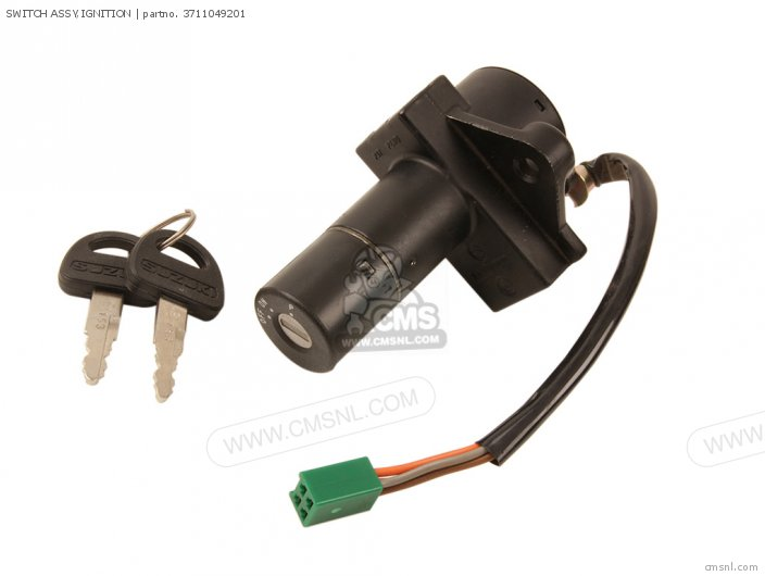 SWITCH ASSY IGNITION