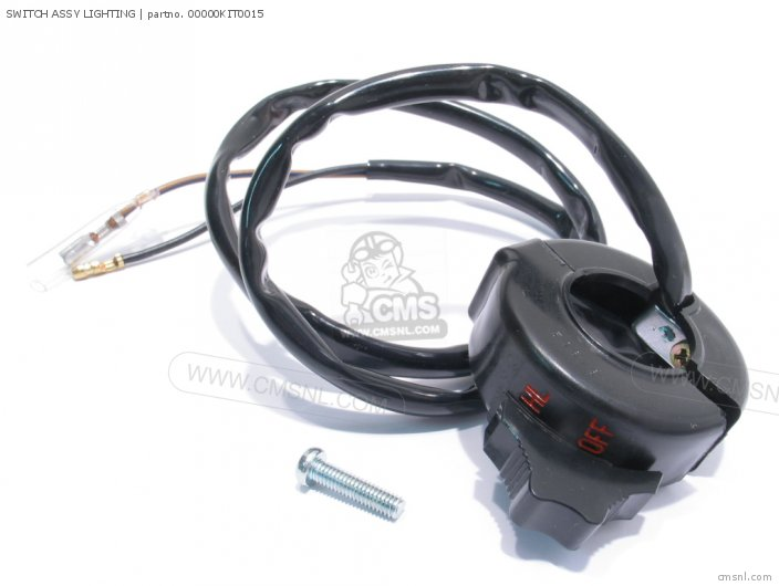 Cb750k2 Four european Direct Sales Switch Assy Lighting