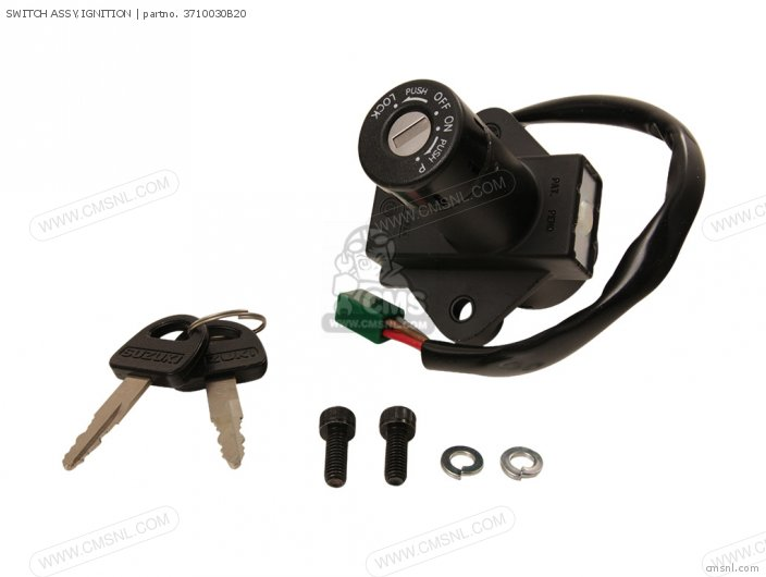 Switch Assy, Ignition photo