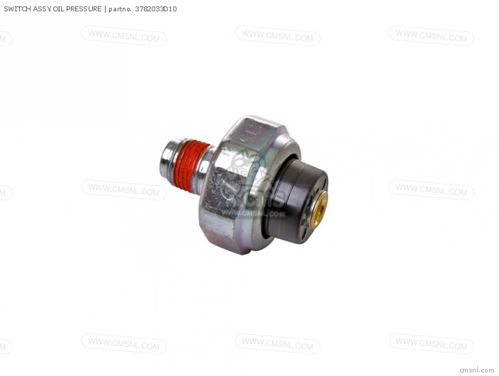 Switch Assy, Oil Pressure photo