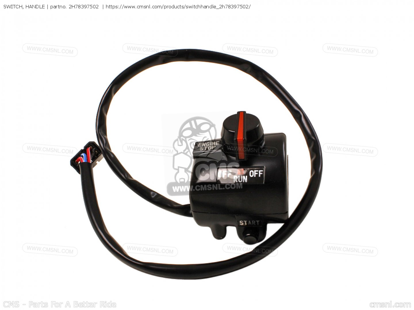Switch Handle For Xj550 Seca 1983 D Usa Order At Cmsnl Wiring Diagram Photo