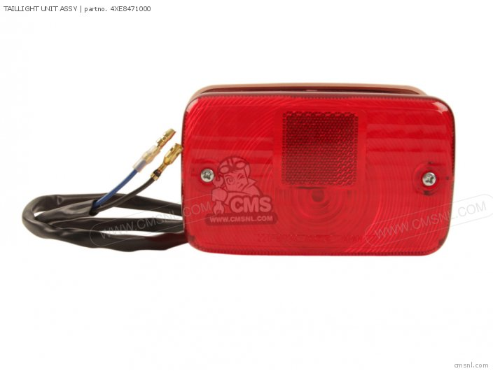 Taillight Unit Assy photo