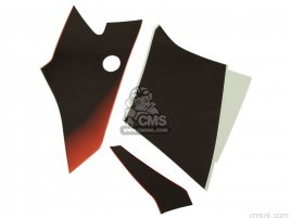 TAPE SET,COWL MIDDLE,R