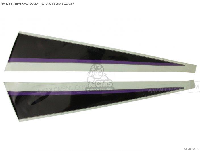 Tape Set, Seat Rail Cover photo
