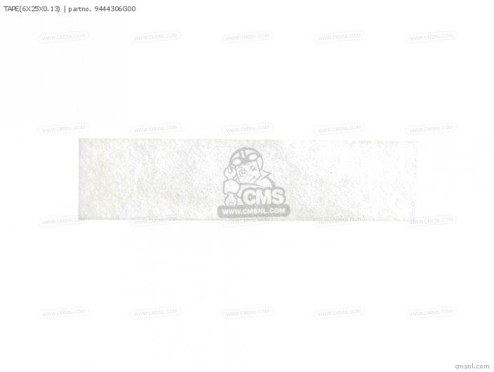 Tape(6x25x0.13) photo