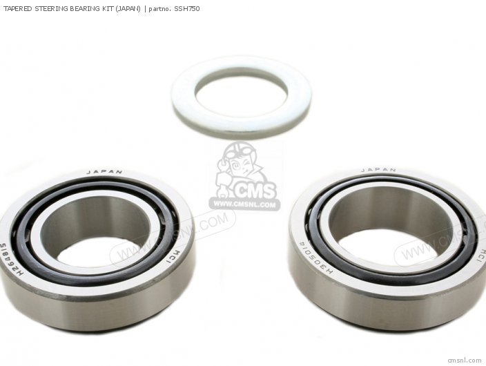 Tapered Steering Bearing Kit (japan) photo
