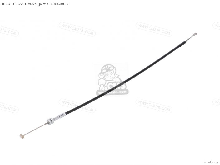Throttle Cable Assy photo