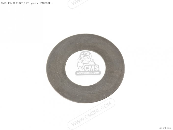 THRUST WASHER 0 2T