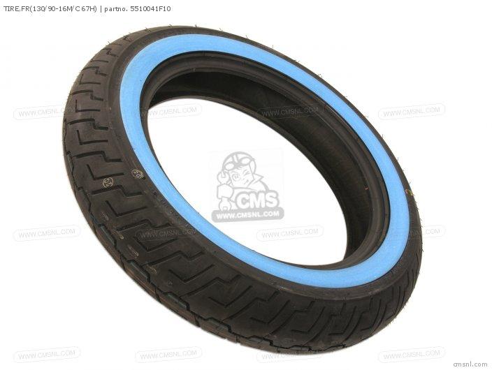 Tire, Fr(130/90-16m/c 67h) photo