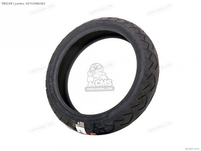 Tire, Rr photo