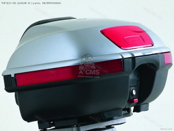 Sh125i Top Box 45l Quasar Si