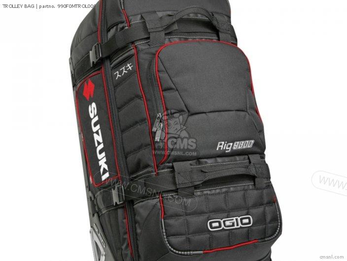 Merchandise Suzuki Trolley Bag