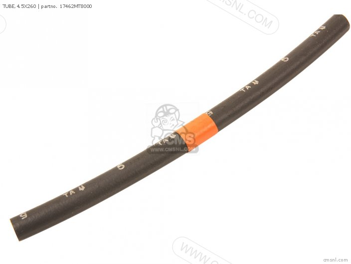 TUBE,4.5X260
