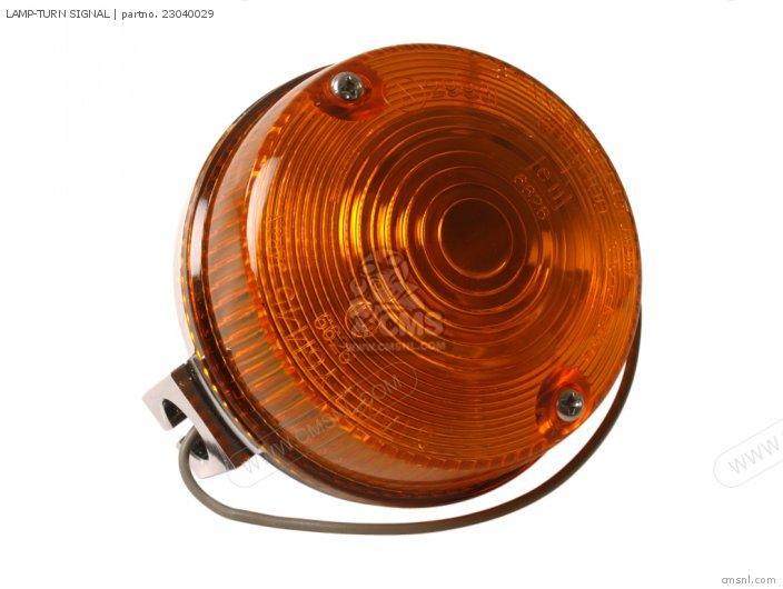 1976 KZ400-D3 TURN SIGNAL LAMP