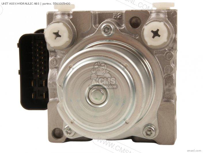 Unit Assy, Hydraulic Abs photo