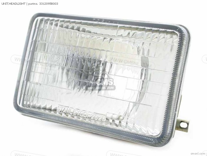 Atc200e 1982 Big Red Usa Unit headlight