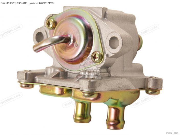 Valve Assy,2nd Air photo