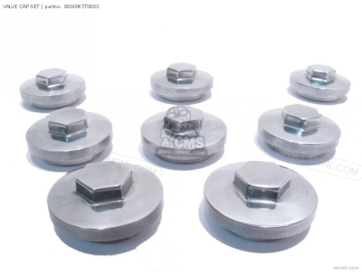 Cb750a 750 Hondamatic 1976 Usa Valve Cap Set