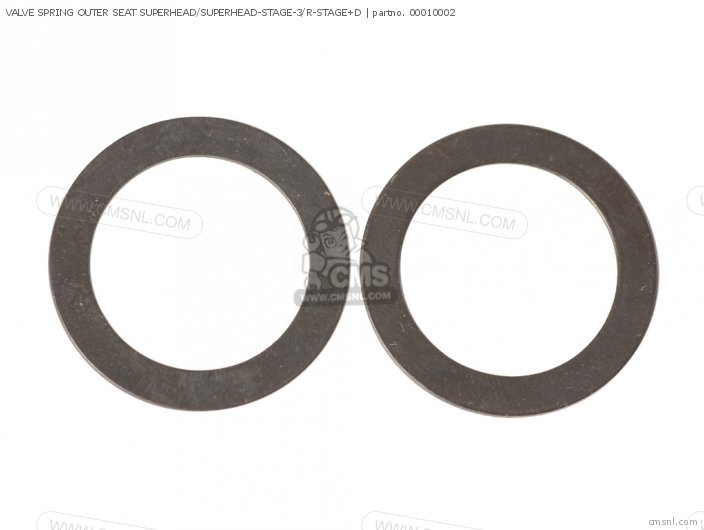 Valve Spring Outer Seat Superhead/superhead-stage-3/r-stage+d photo