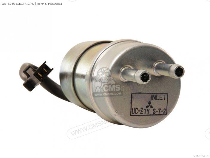 V.GTS250 ELECTRIC FU