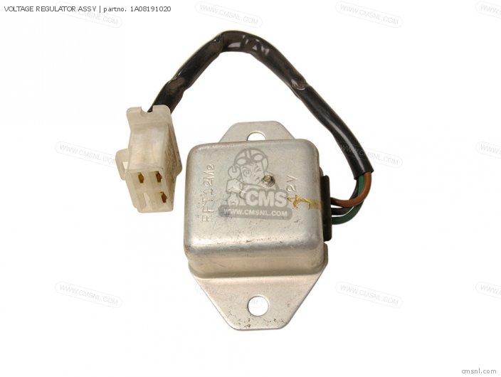 Voltage Regulator Assy photo