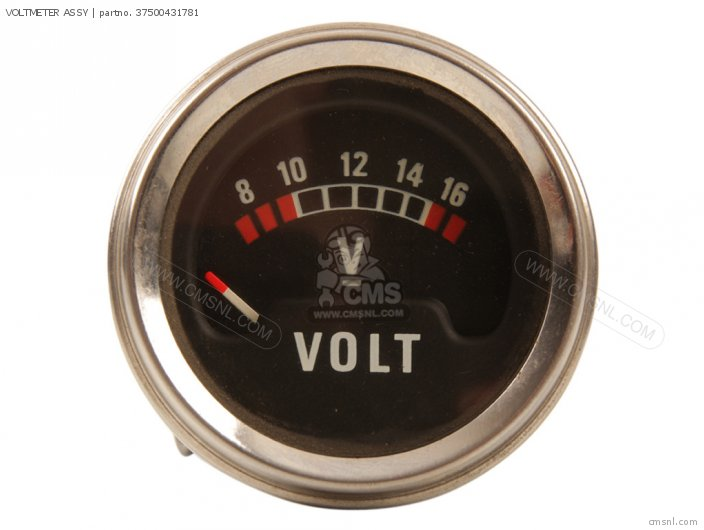Voltmeter Assy photo