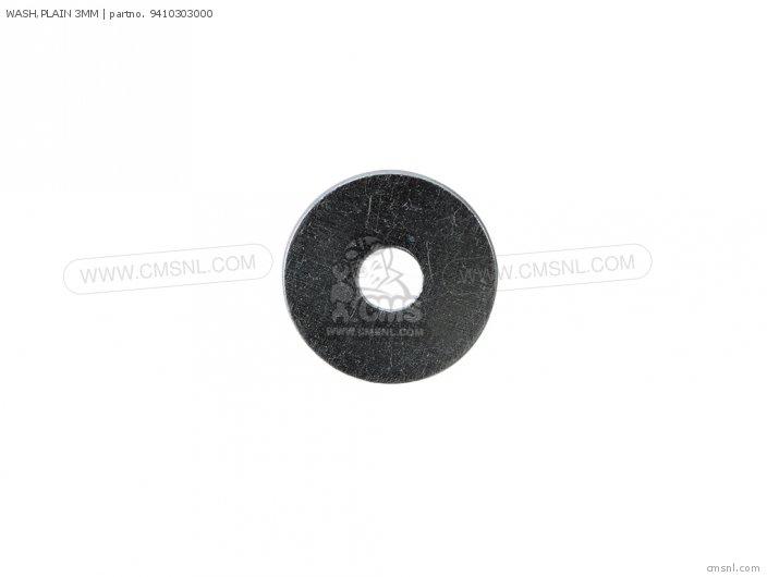 Crm75r 1989 k Spain Wash plain 3mm