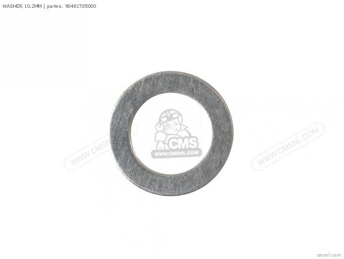 WASHER,10.2MM