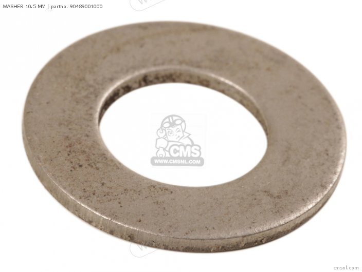 WASHER 10.5 MM
