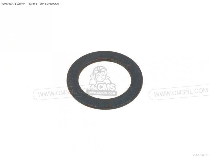 WASHER,12.5MM