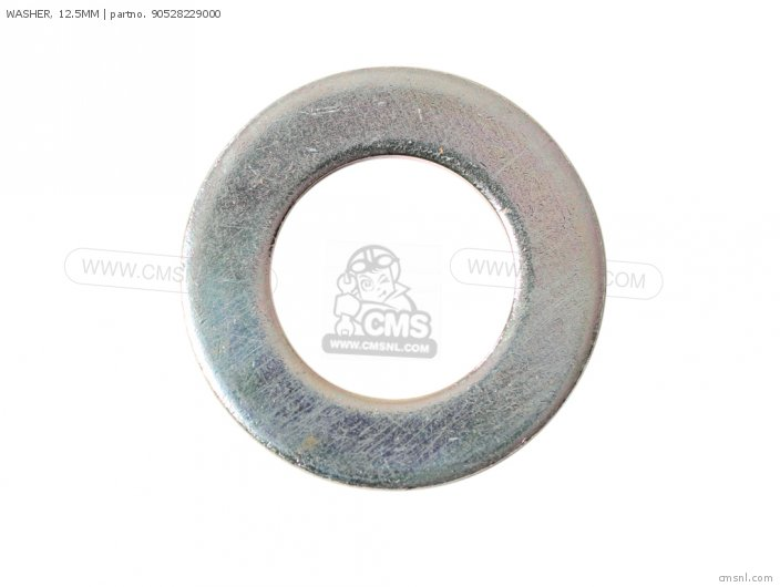 WASHER, 12.5MM