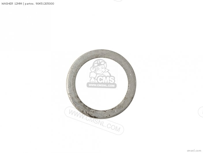 WASHER 12MM