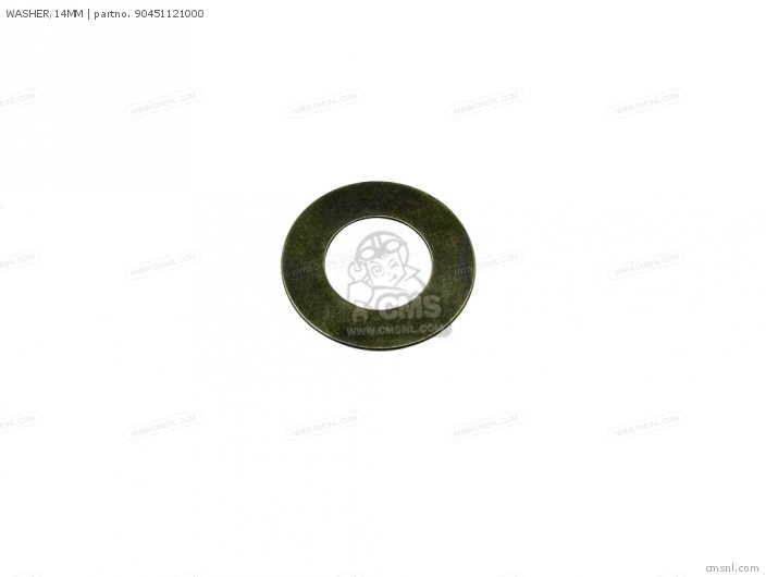 WASHER 14MM
